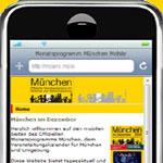 Monatsprogramm München Mobil